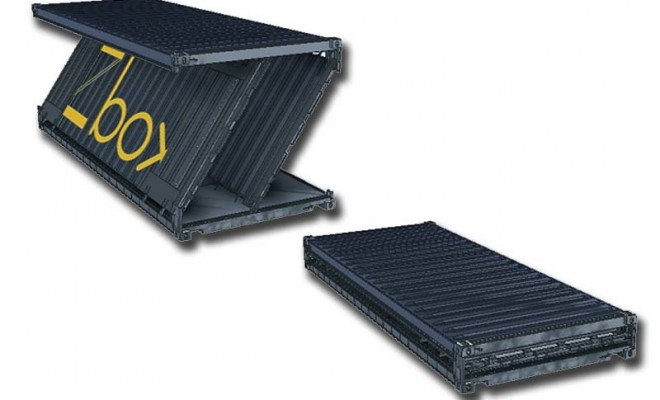 Navlandis folding container will be presented at the Port of Valencia in October