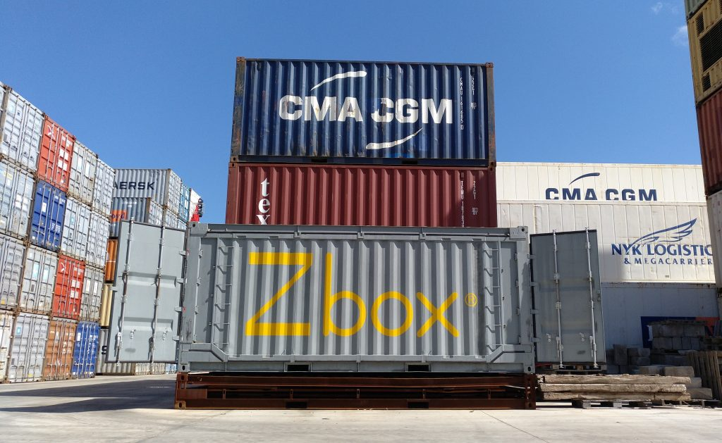 Navlandis launches Zbox collapsible container for logistics operations, with its third investment round almost complete